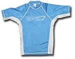 ZAP Rash Guard - Light Blue