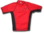 ZAP Rash Guard - Red