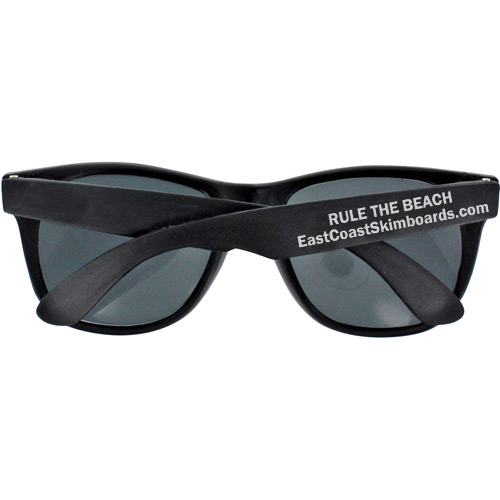 ECS Sunglasses - Black