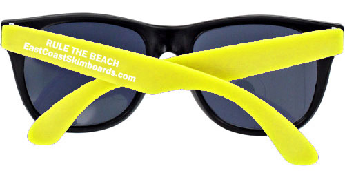 ECS Sunglasses - Yellow