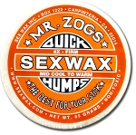 Surf Wax - Mid Cool to Warm