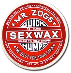 Surf Wax - Warm to Mild Tropic