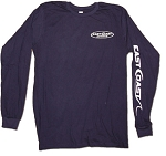 ECS Navy Long sleeve