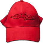 Vic - Hat Red