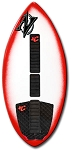 Medium Wedge - Red Halo - Package w/pads