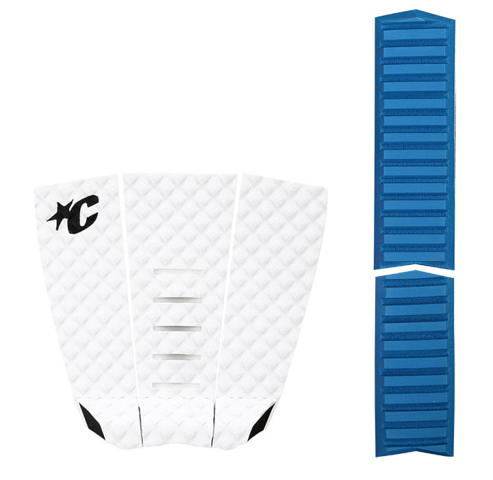 Skim Pad Set - White - Blue Arch