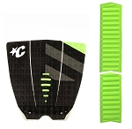 Skim Pad Set - Black Grey Green - Green Arch