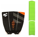 Skim Pad Set - Black Grey Orange - Green Arch