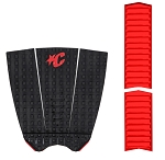 Skim Pad Set - Black Red - Red Arch