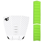 Skim Pad Set - White - Green Arch