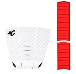 Skim Pad Set - White - Red Arch