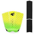 Skim Pad Set - Yellow Fade Lime - Black Arch