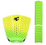 Skim Pad Set - Yellow Fade Lime - Green Arch