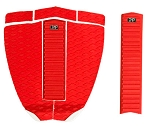 Zap Deluxe Pad Set - Red