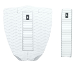 Zap Deluxe Pad Set - White