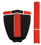 Zap Deluxe Pad Set - Black/Red