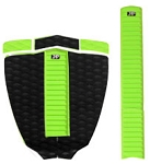 Zap Deluxe Pad Set - Black/Green
