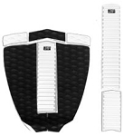 Zap Deluxe Pad Set - Black/White