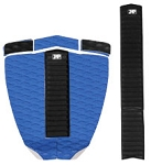 Zap Deluxe Pad Set - Blue/Black
