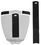 Zap Deluxe Pad Set - Grey/Black