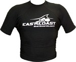 ECS Rash Guard - Black