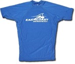 ECS Rash Guard - Blue