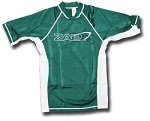 ZAP Rash Guard - Green
