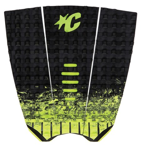 Mick Fanning - Black Fade Lime