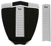 Zap Deluxe Pad Set - Black/Grey